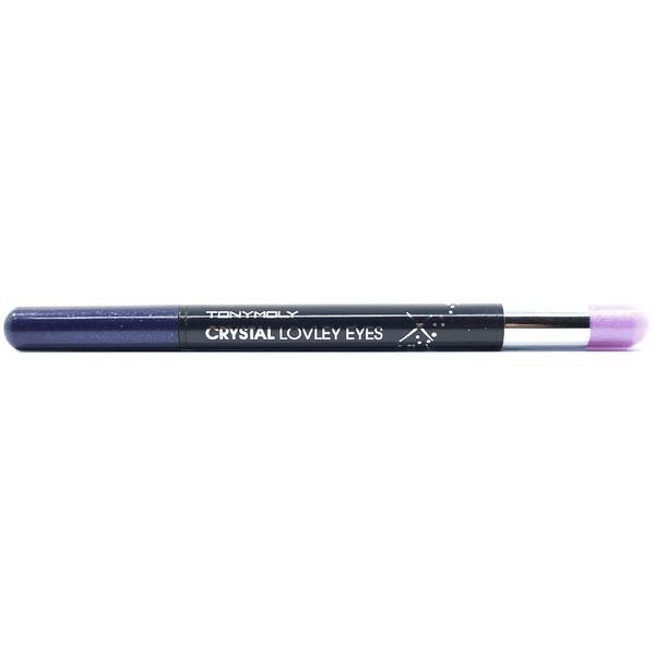Tony Moly - Crystal Lovely Eyes (#07 Purple Beam) side view