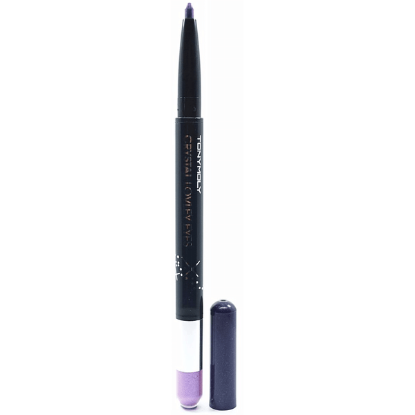 Tony Moly - Crystal Lovely Eyes (#07 Purple Beam) colour of applicator