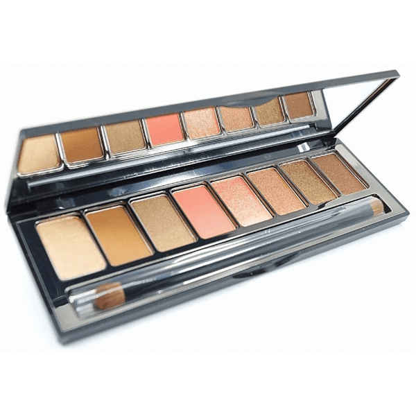 Tony Moly - Perfect Eyes Multi Palette (#01 Mood Maker) side colour view