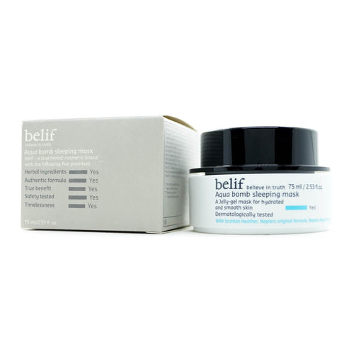 belif Aqua Bomb Sleeping Mask 75ml
