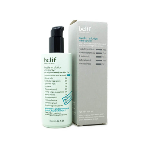 belif Problem Solution Moisturizer 125ml