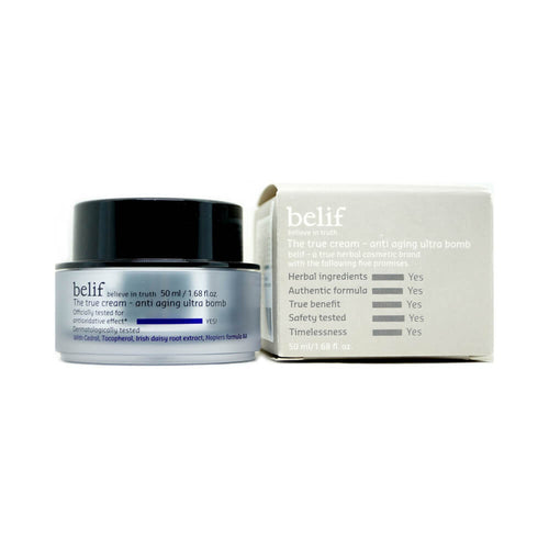 belif The True Cream Anti Aging Ultra Bomb 50ml
