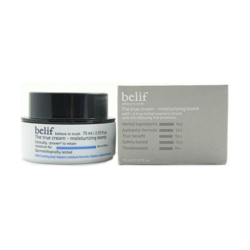 belif The True Cream Moisturizing Bomb 75ml