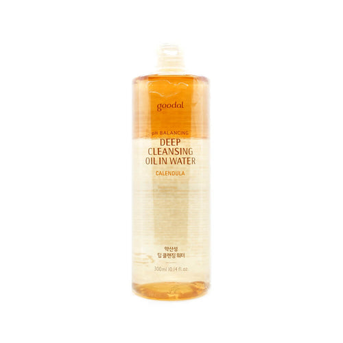 goodal  Calendula pH Balancing Deep Cleansing Oil In Water