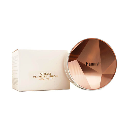 heimish Artless Perfect Cushion (#21 Light Beige) With Refill