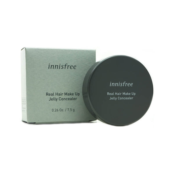 innisfree Real Hair Make Up Jelly Concealer (02 Espresso Brown) 7.5g