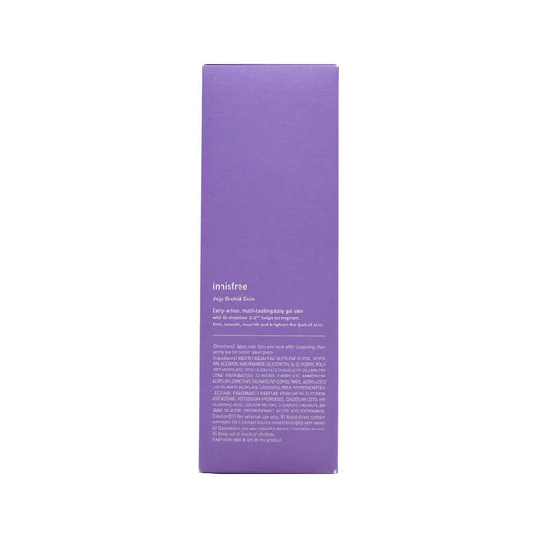 innisfree Jeju Orchid Skin 200ml box 1