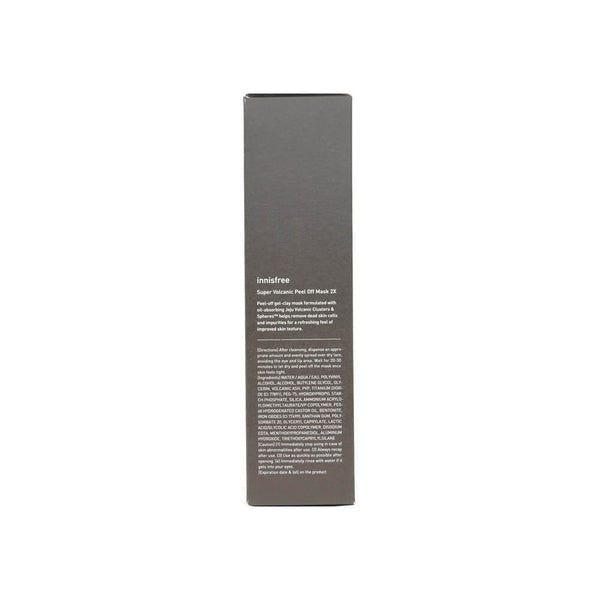 innisfree Super Volcanic Peel Off Mask 2X 100ml box 1