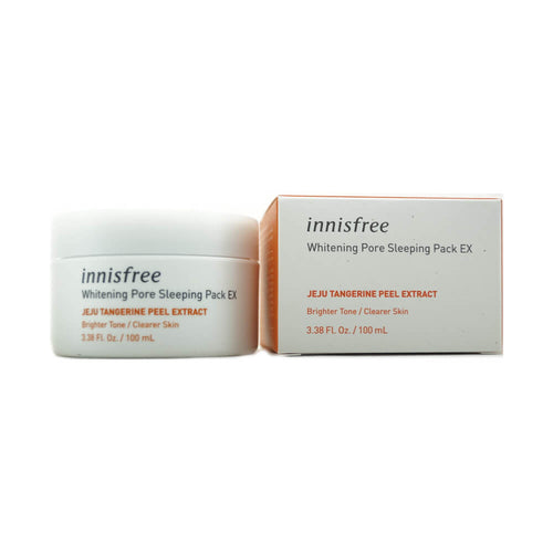 innisfree Whitening Pore Sleeping Pack EX 100ml