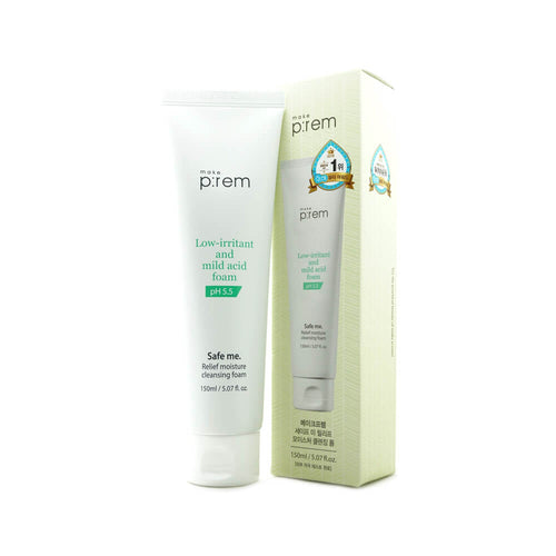 make p:rem Safe Me. Relief Moisture Cleansing Foam 150ml