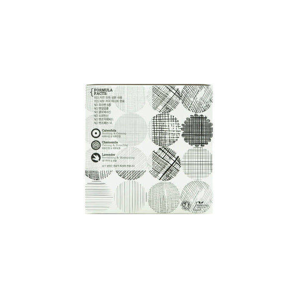 re:p. Organic Cotton Treatment Toning Pad (90 Pads) 130ml box 2
