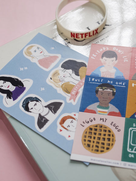 Riverdale Sticker Set
