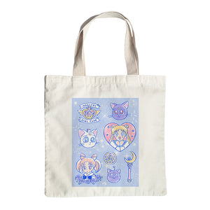Sailor Moon totebag