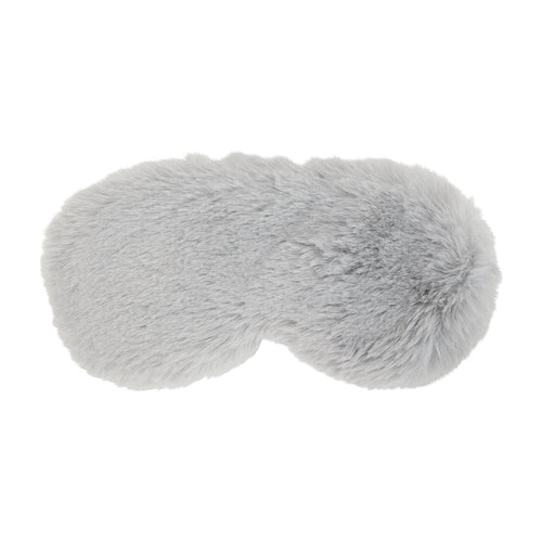 Cosy Luxe Sleep Eye Mask - Grey