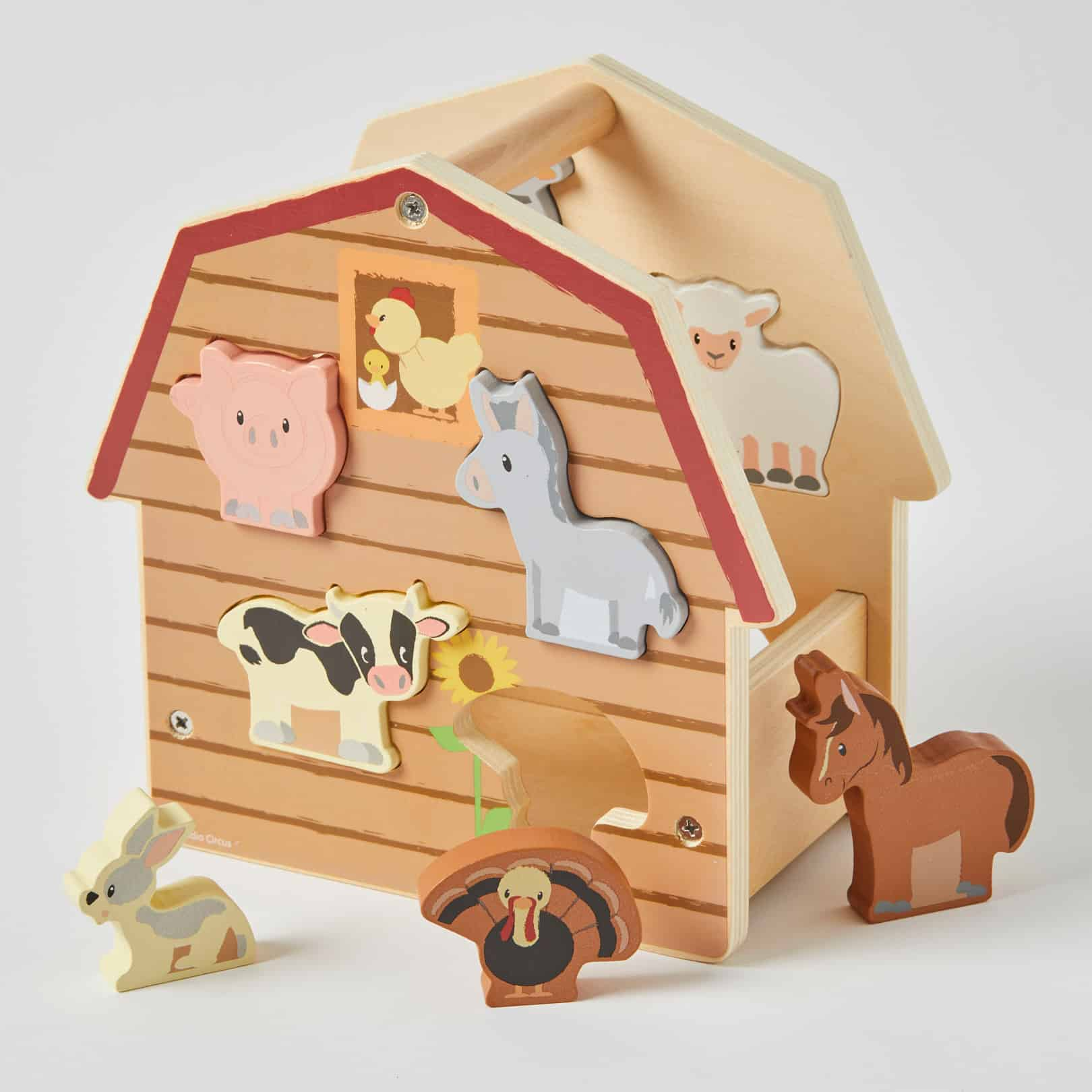 Farm Animal House