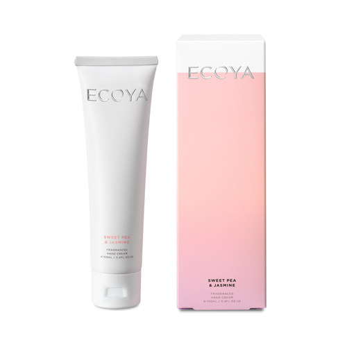Sweet Pea & Jasmin Ecoya Handcream