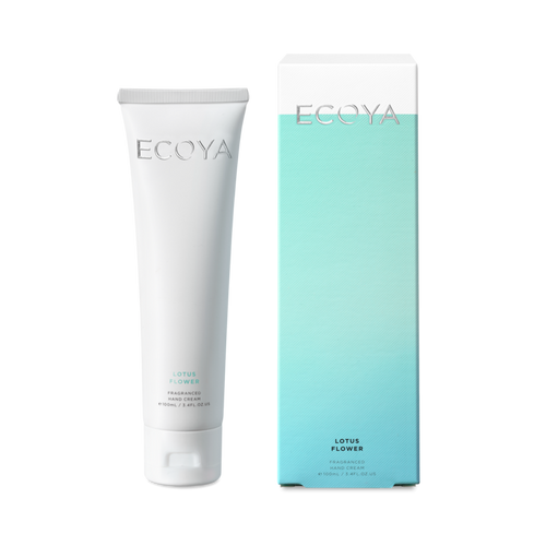 Lotus Flower Ecoya Handcream