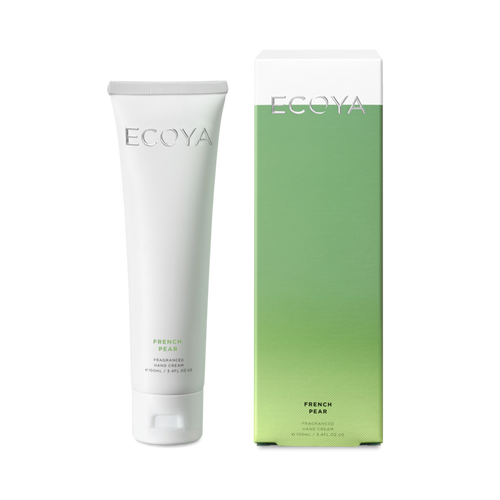 French Pear Ecoya Handcream