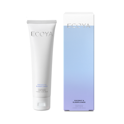Coconut & Elderflower Ecoya Handcream