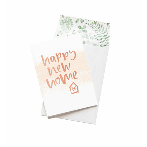 Gift Card - Happy New Home