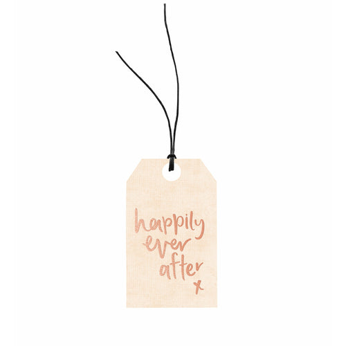 Gift Tag - Happily Ever After