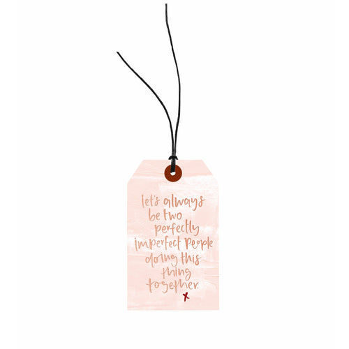 Gift Tag - Let's Always Be...