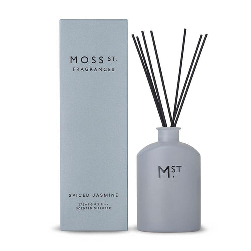 Moss St. Fragrances Spiced Jasmin Diffuser