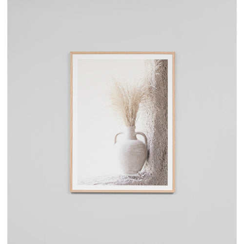 Country Vase - Framed Print