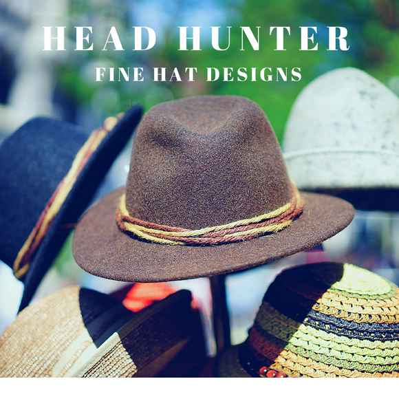 Head Hunter - Fine Hat Designs