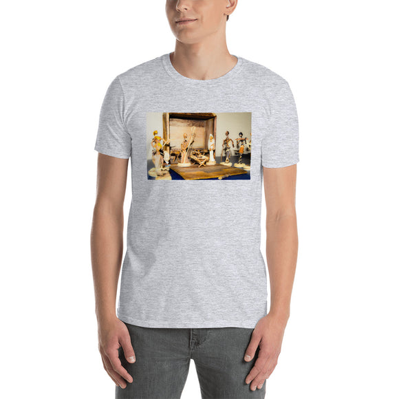 The Nativity Short-Sleeve Unisex T-Shirt