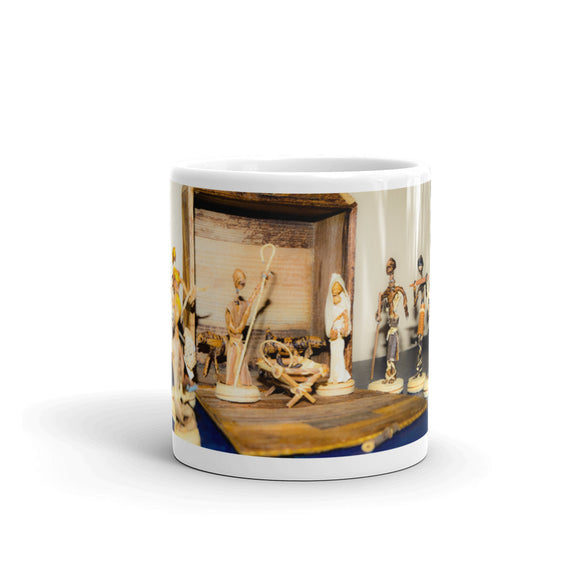 The Nativity Drinking Mug