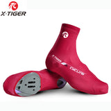 X-TIGER Professional MTB Cycling Shoe Cover Quick Dry 100% Lycra Men Sports Sneaker Racing Bike Cycling Overshoes Shoe Covers