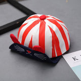 Newborn Baby Boys Girls Soft  Baseball Cap