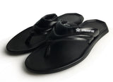 Men's  PU Leather Flip Flop  Size 41-45