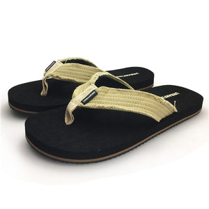 Men's Canvas Band  Casual  Flip Flop