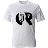 Men's Cotton Printed CR7 Cristiano Ronaldo Tees