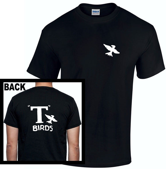 Men's T Birds Design Tees