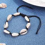 Women's Sea Shell Anklet