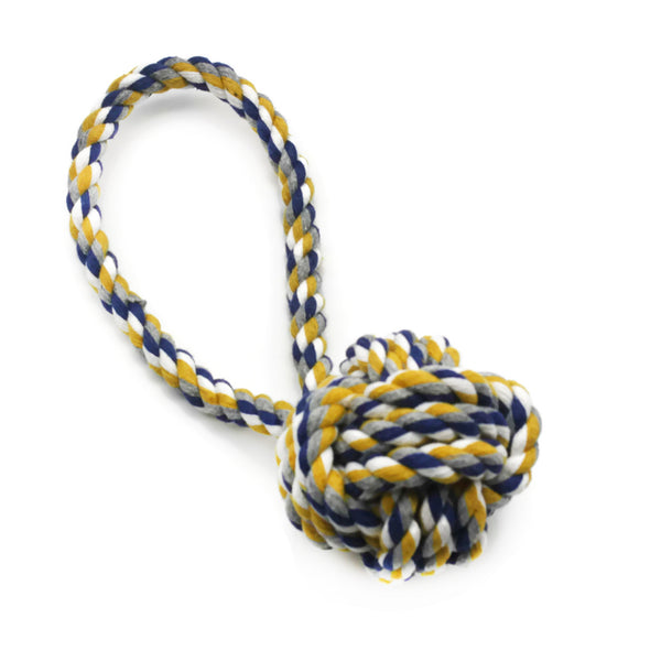 TOSS N´TUG - SMALL DOG ROPE TOY - BESTSELLER FAVOURITE