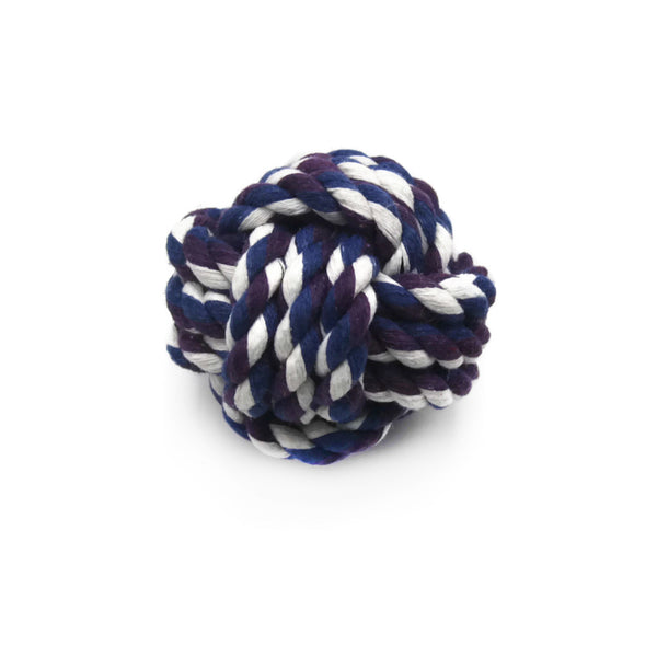 SOLO THE SMALL BALL - SMALL DOG ROPE TOY - BESTSELLER FAVOURITE