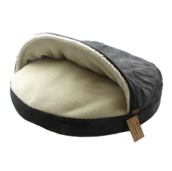 SHADOW SNUGGLE DEN - DOG BED