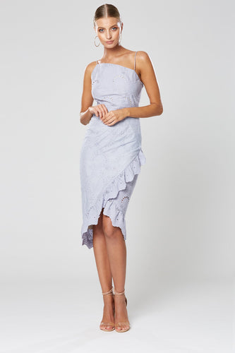 Charisma Midi Dress, dress Australian Ethical Clothing Label Rare Muse