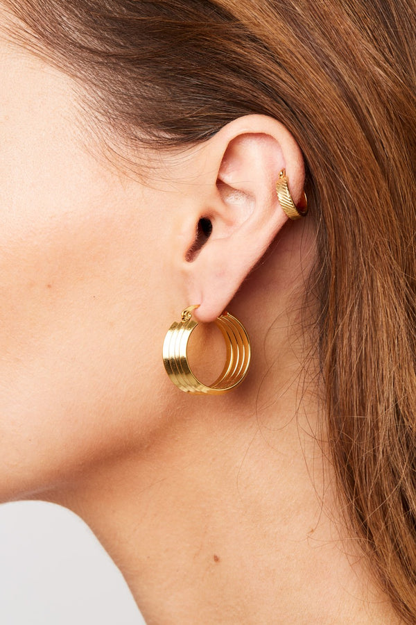 YASMIN SMALL EARRINGS