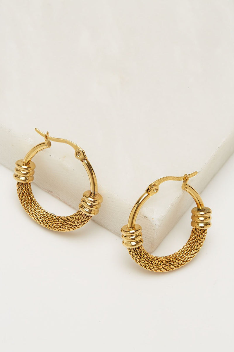 LEILA SMALL EARRINGS