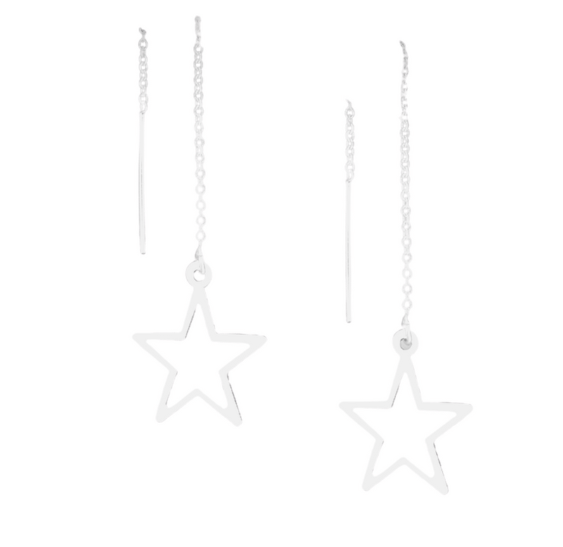 Star Threaders - Sterling Silver