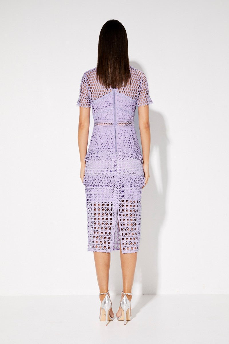 The Mirror Image Dress, dress Australian Ethical Clothing Label Rare Muse