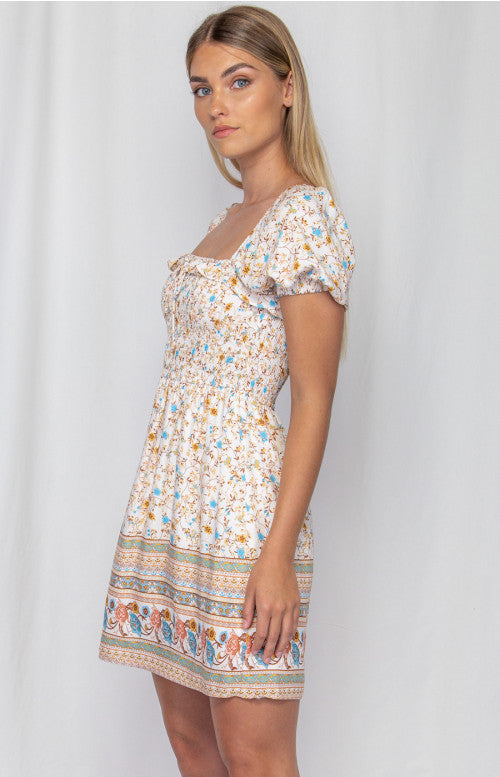 Lizzy Boho Dress