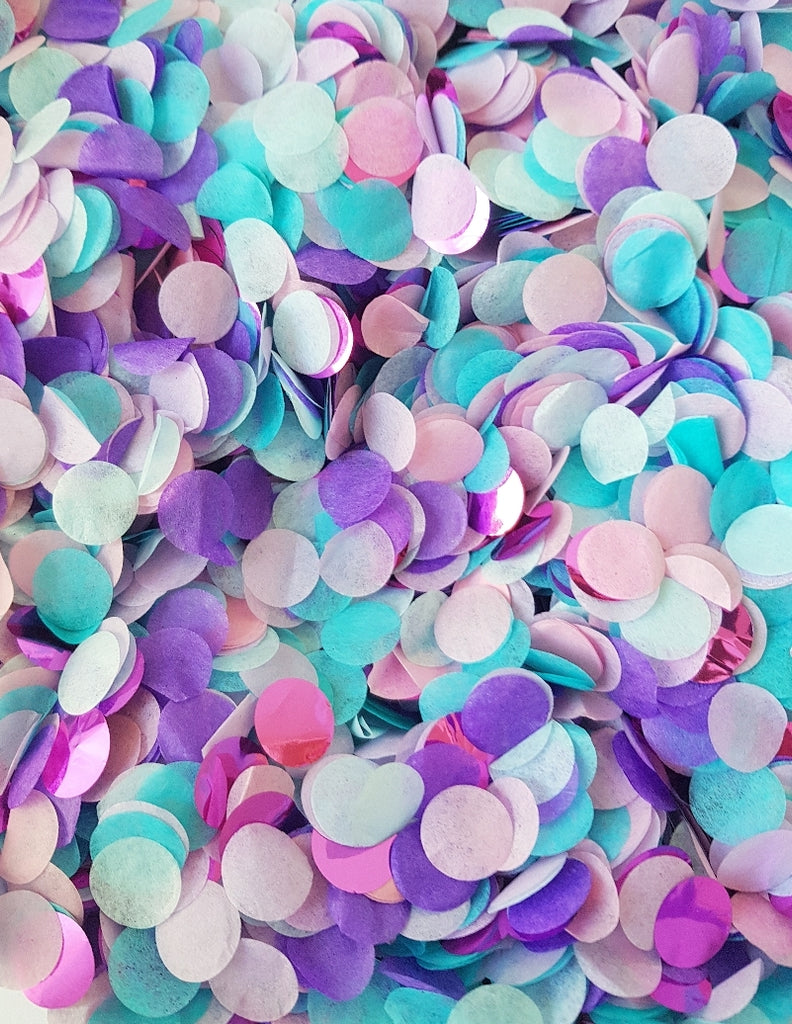 UNICORN ARTISAN CIRCLE CONFETTI