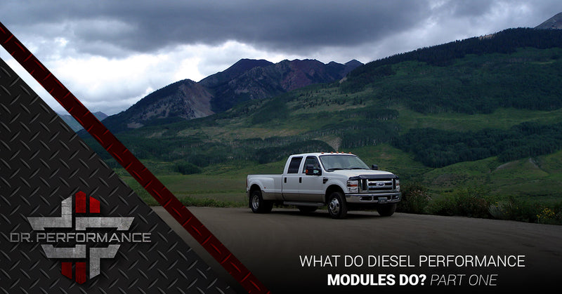 What Do Diesel Performance Modules Do? Part One