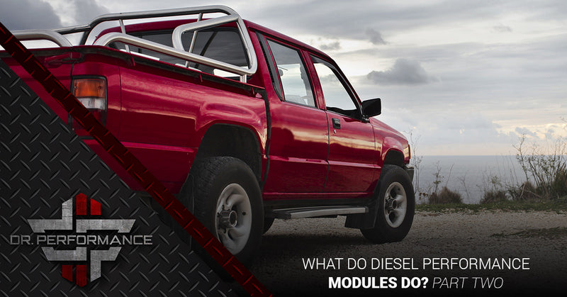 What Do Diesel Performance Modules Do? Part Two